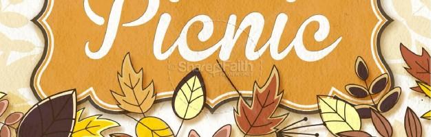 Fall Festival Picnic